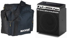 Amp and gig bag